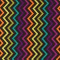 Michael Miller Mini Chic Chevron - Multi CX-6220-JEWE-D