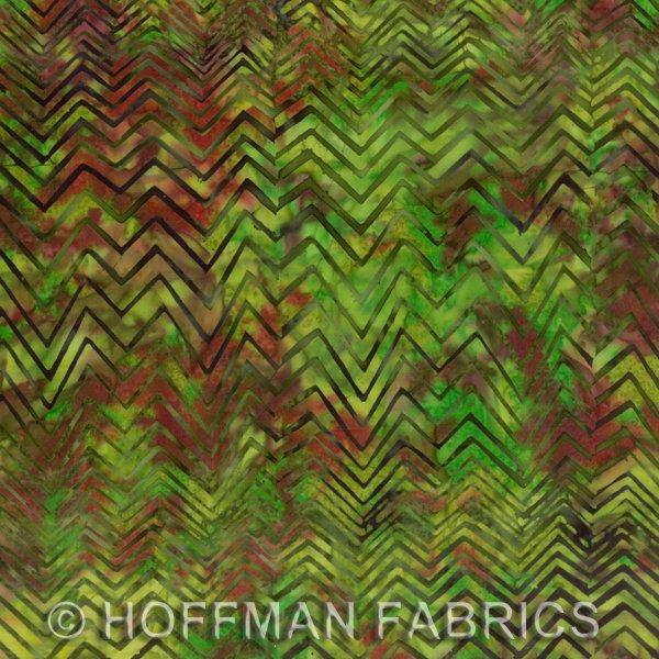 Hoffman - L2560-364-TOKYO - Batik Chevron