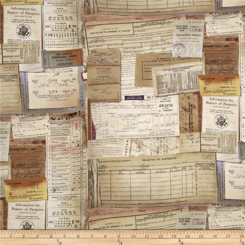 Eclectic Elements - Tim Holtz- Documentation