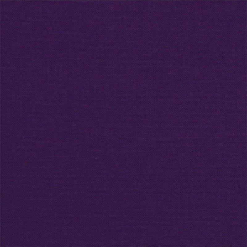 Kaufman Kona Purple