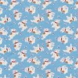 Blue Hill Fabrics Toybox 111 Circa 1930's 7996-007