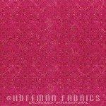 Hoffman Challenge 2015: Mandalay Pomegranate Gold Metallic