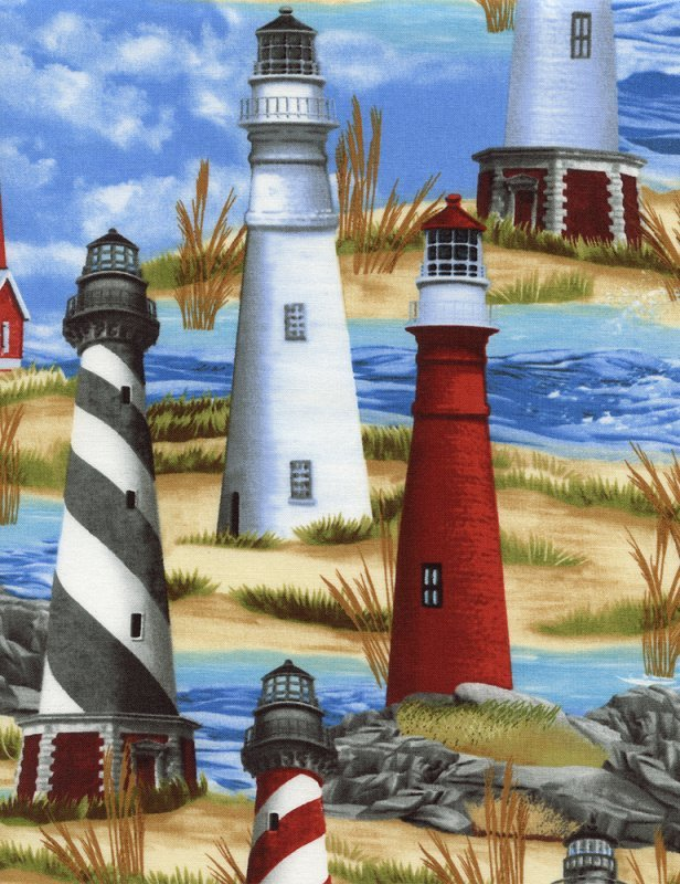 Timeless Treasures - Lighthouses