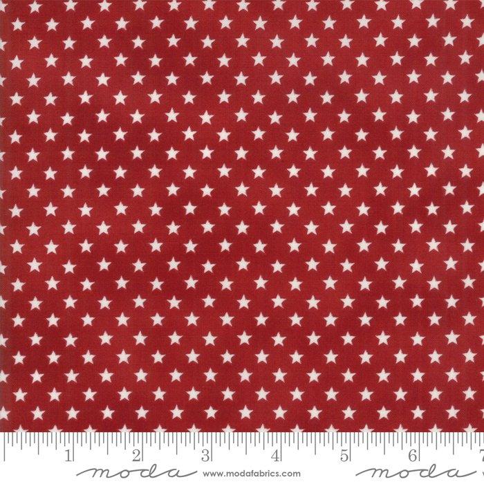 Moda Land That I Love - Patriotic Red