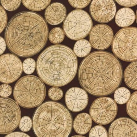 Hoffman Fabric L7257 Oak
