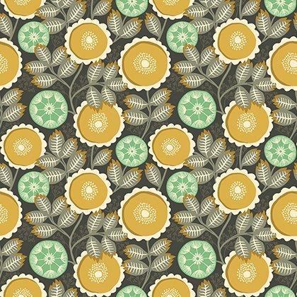 Free Spirit Fabrics Florabelle by Joel Dewberry - Artisan Floral - Tucson - PWJD150.TUCSO