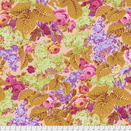 Kaffe Fassett for Free Spirit Fabrics - Fall 2017 - Lilac - Dusty - PWPJ068.DUSTY