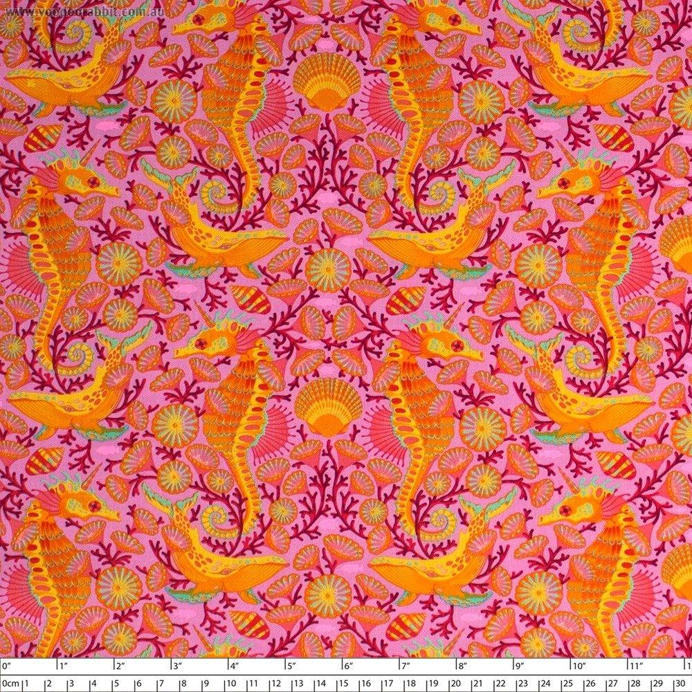 Free Spirit Tula Pink Zuma PWTP119.GLOWF