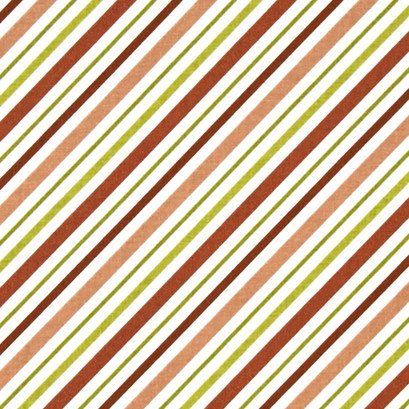 Riley Blake Happy Camper - Stripes Brown