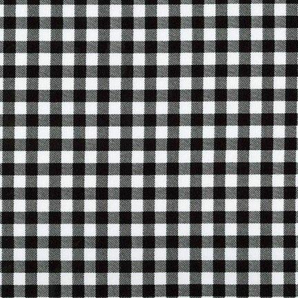Robert Kaufman Sevenberry Petite basics SB-88190D8- BLACK