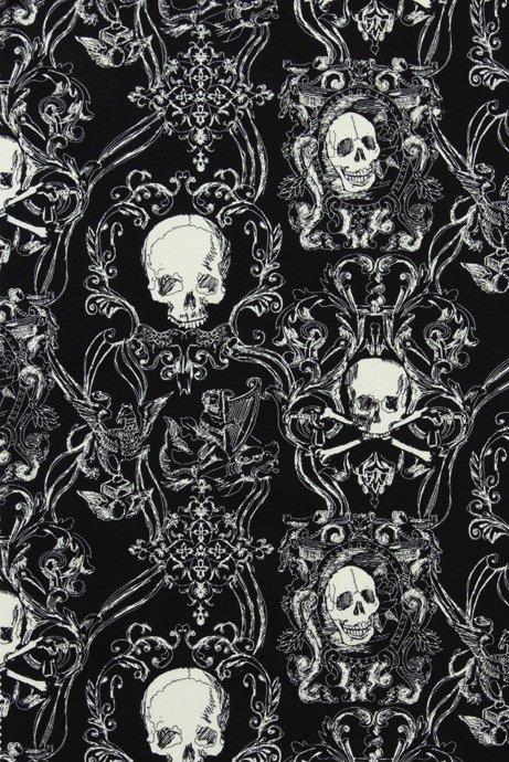 Alexander Henry Fabrics Skullduggery - H6807A