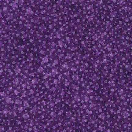 Robert Kaufman fusions confetti Lime-srk-15173-25 Eggplant