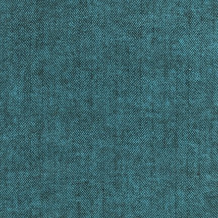 Robert Kaufman Shetland Flannel - Ocean - SRKF-13936-59