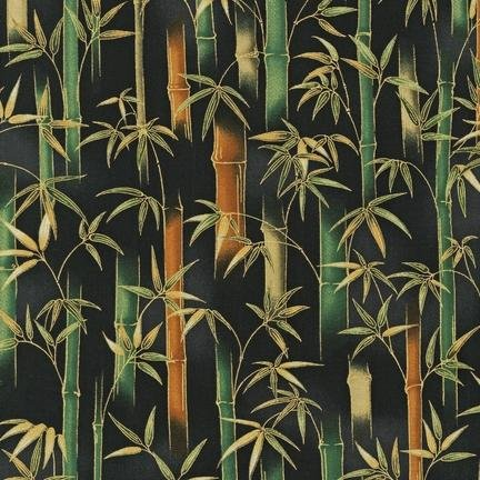 Robert Kaufman Imperial Collection 10 - Vintage Bamboo
