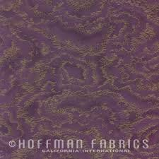 Hoffman - Metallic Berry Gold