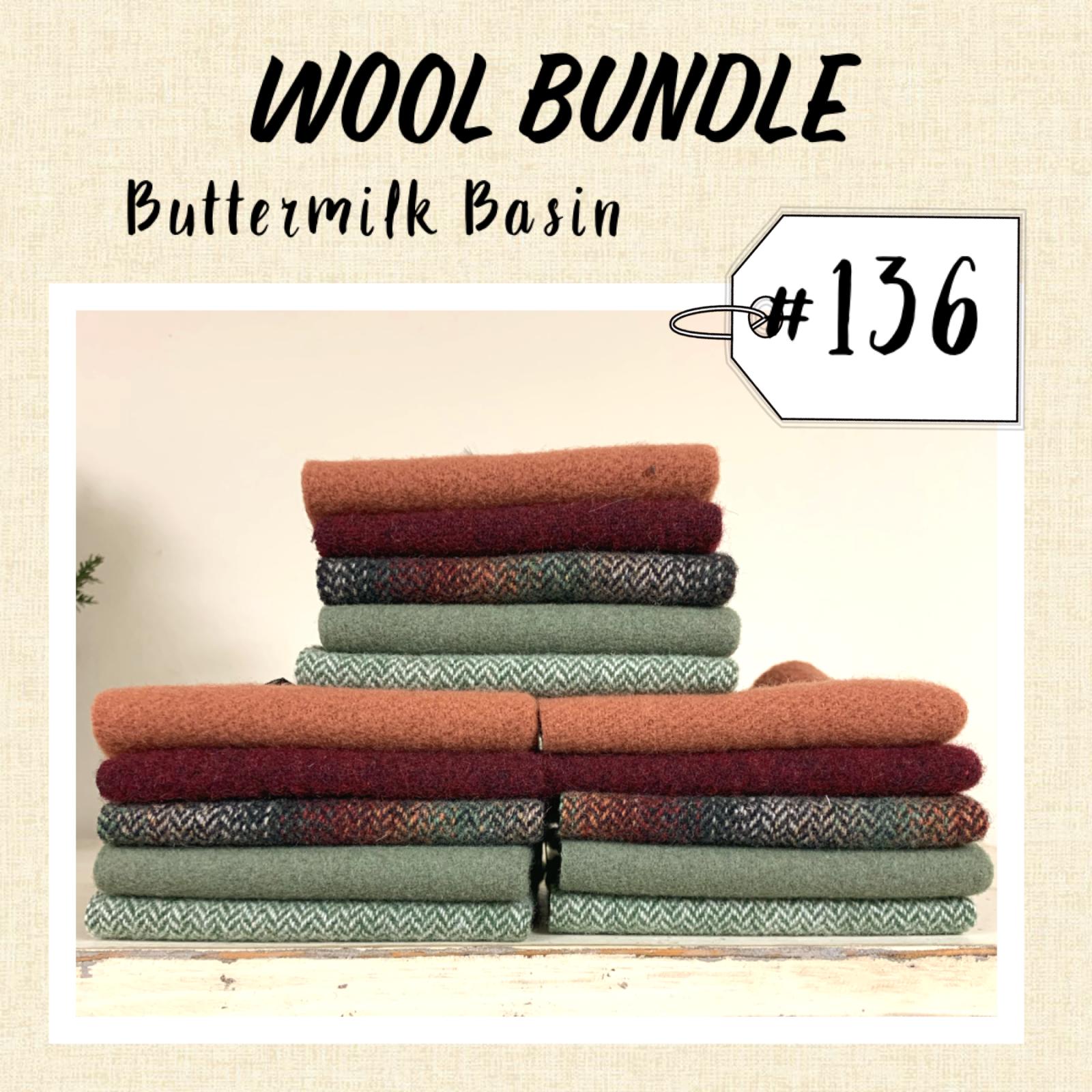 Wool Bundle #136