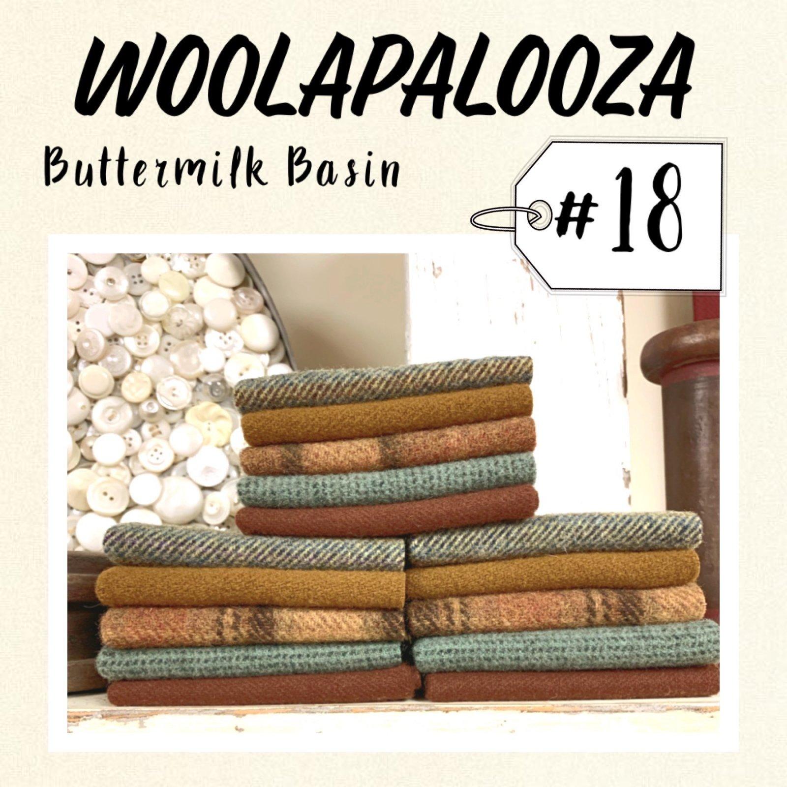 Woolapalooza #18 Wool Bundle