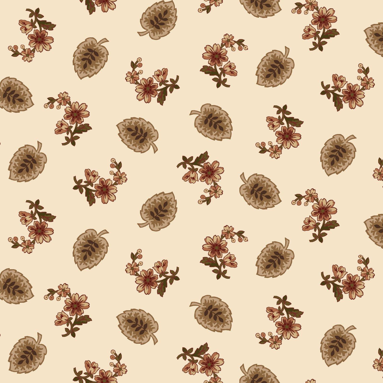 Buttermilk Blossoms  - 2105-33 * 1/2 yard