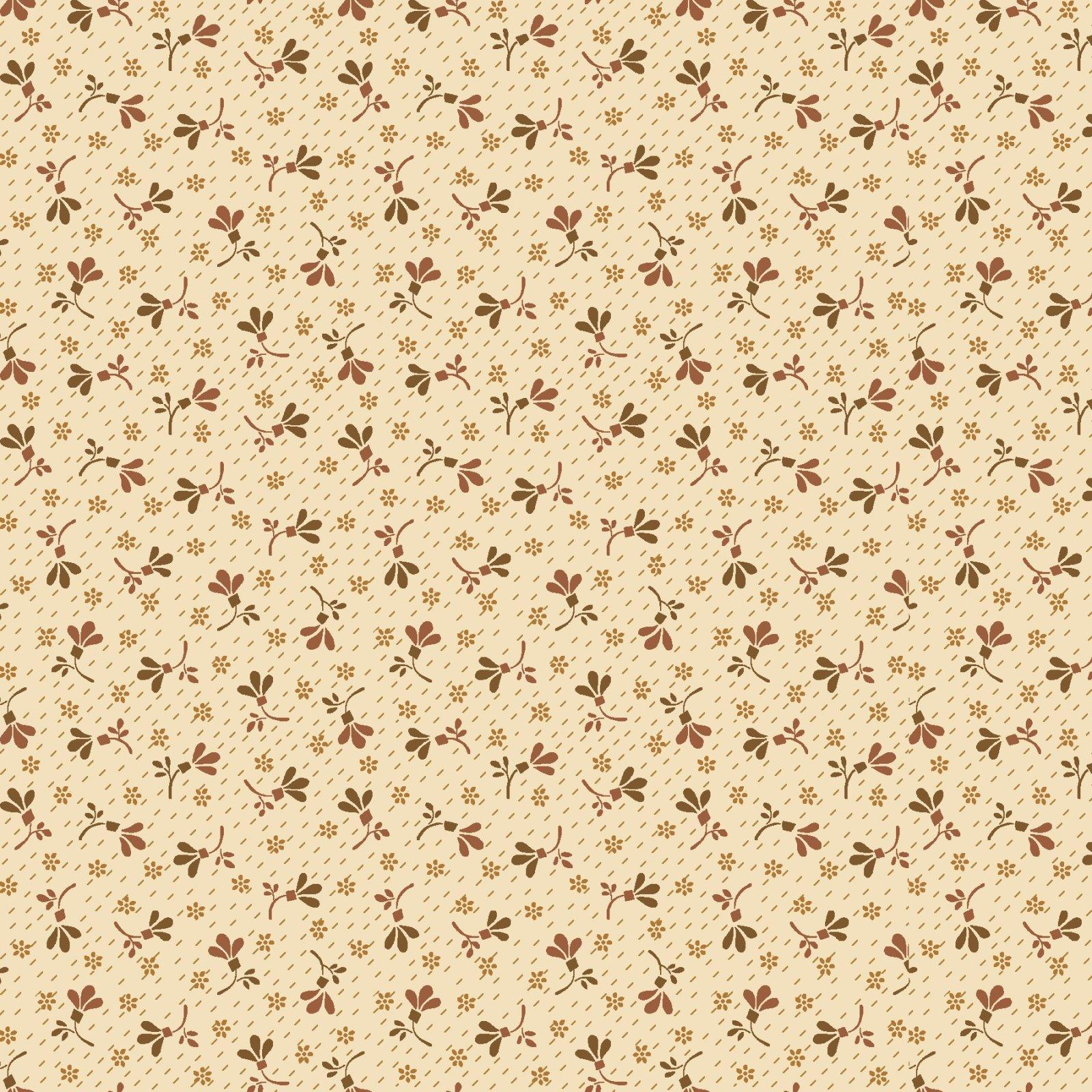 Buttermilk Blossoms  - 2108-33 * 1/2 yard