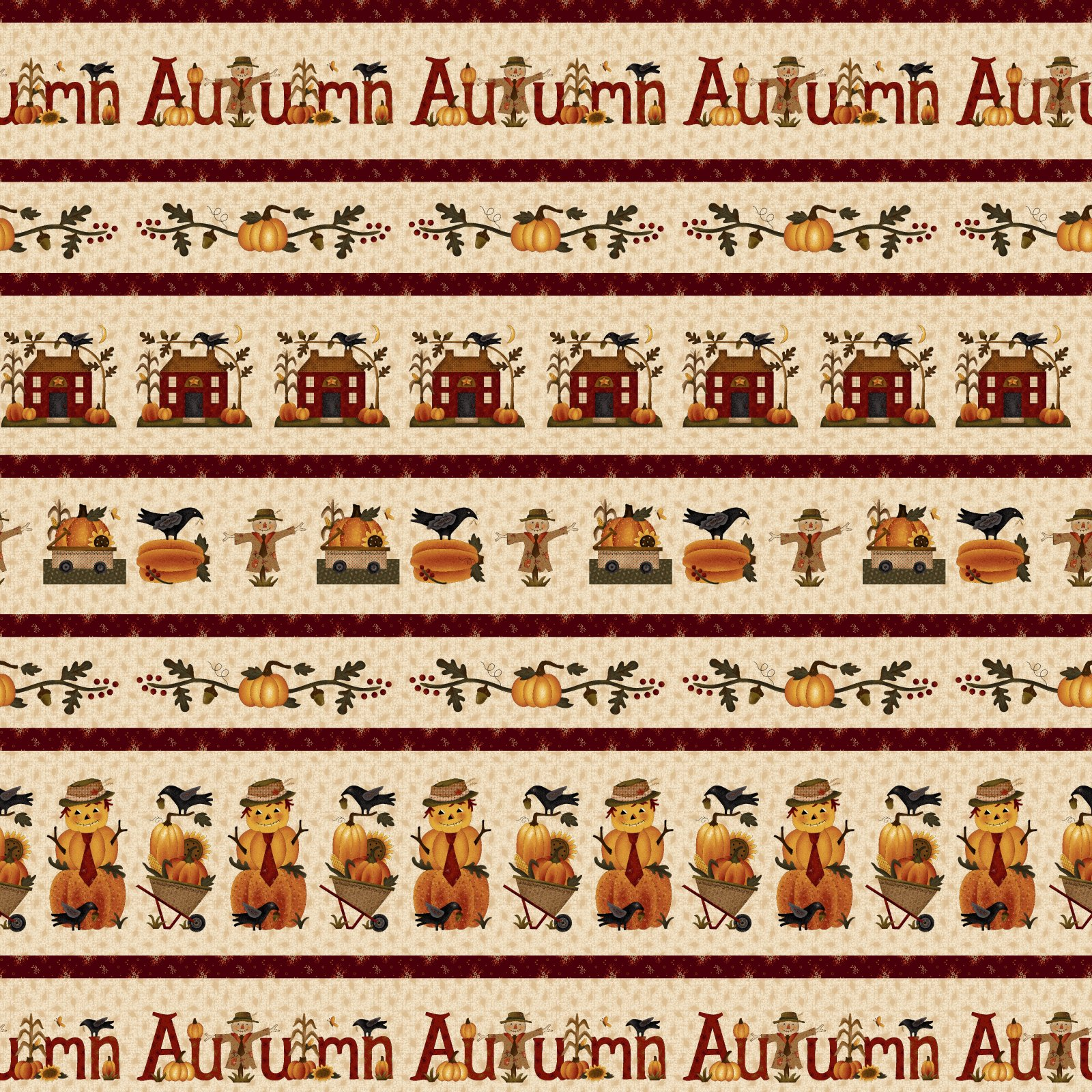 Buttermilk Autumn - 2272-34 * 1/2 yard