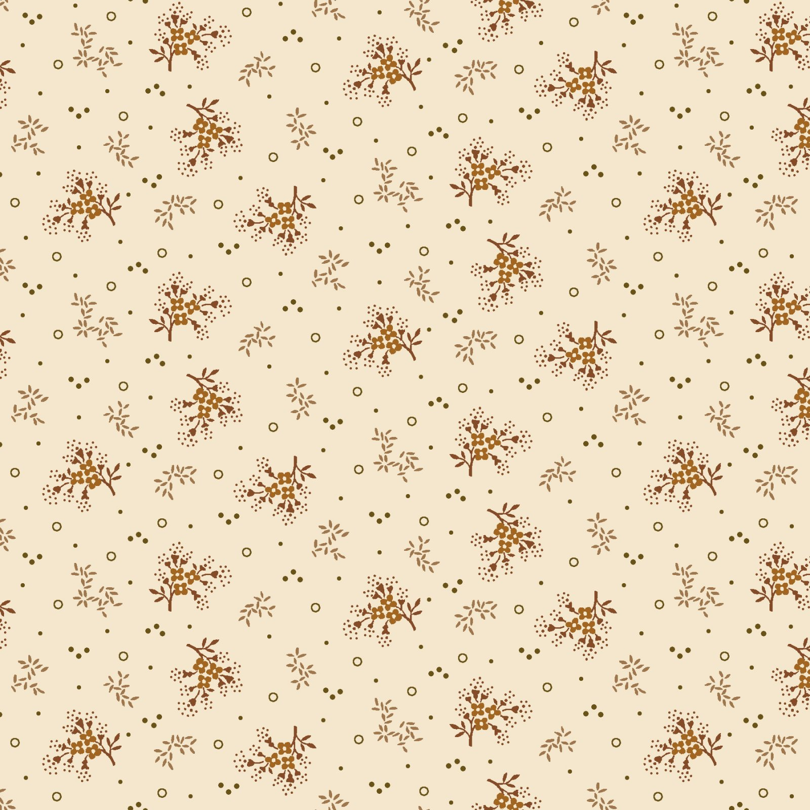 Buttermilk Autumn - 2274-33 * 1/2 yard