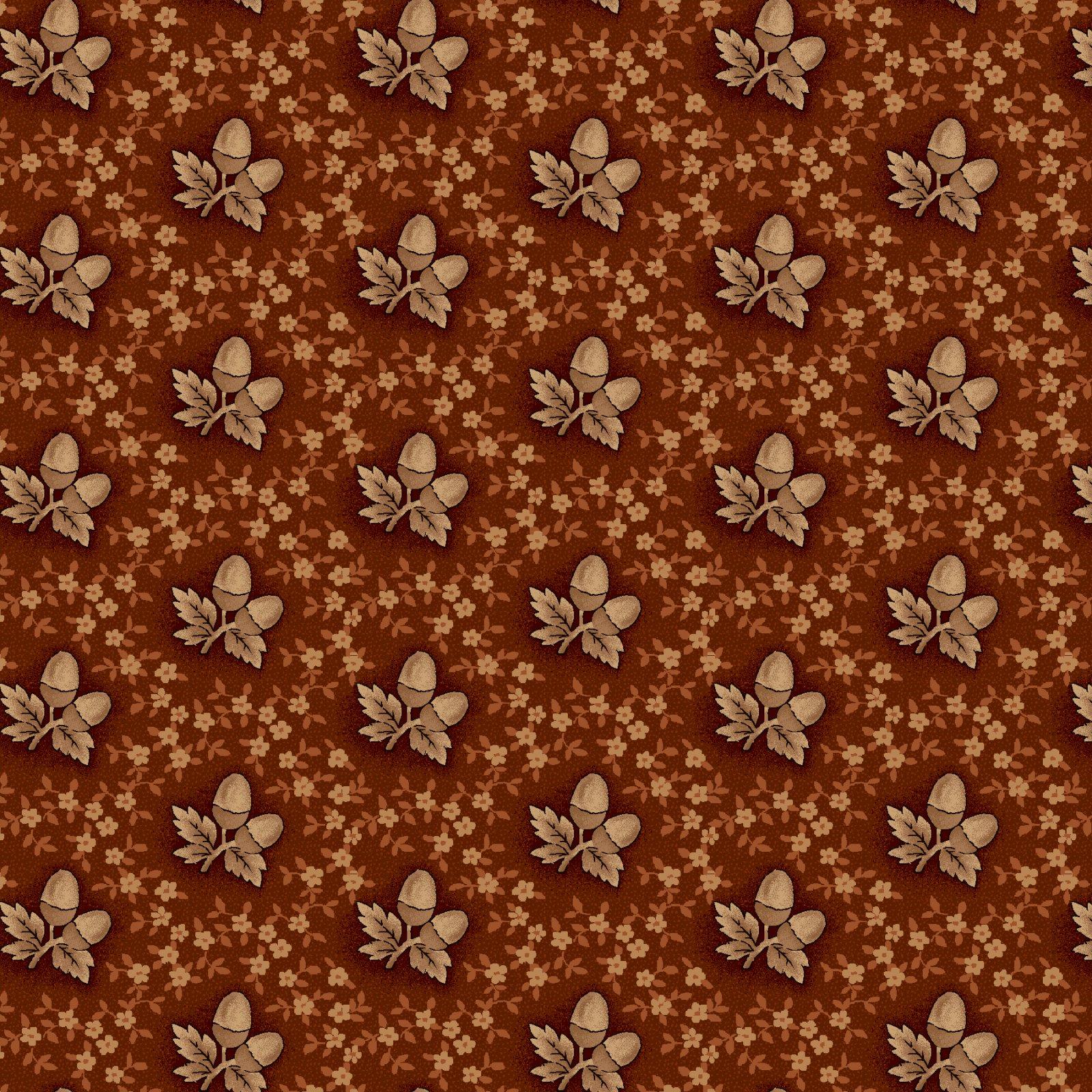 Buttermilk Autumn * 17 Piece Fat 1/4 Bundle
