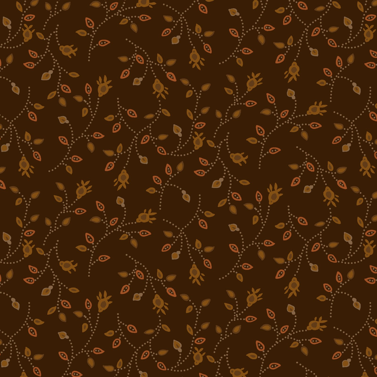 Buttermilk Autumn - 2278-38 * 1/2 yard