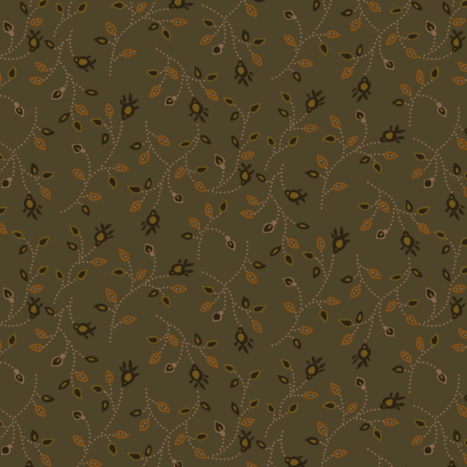 Buttermilk Autumn - 2278-66 * 1/2 yard