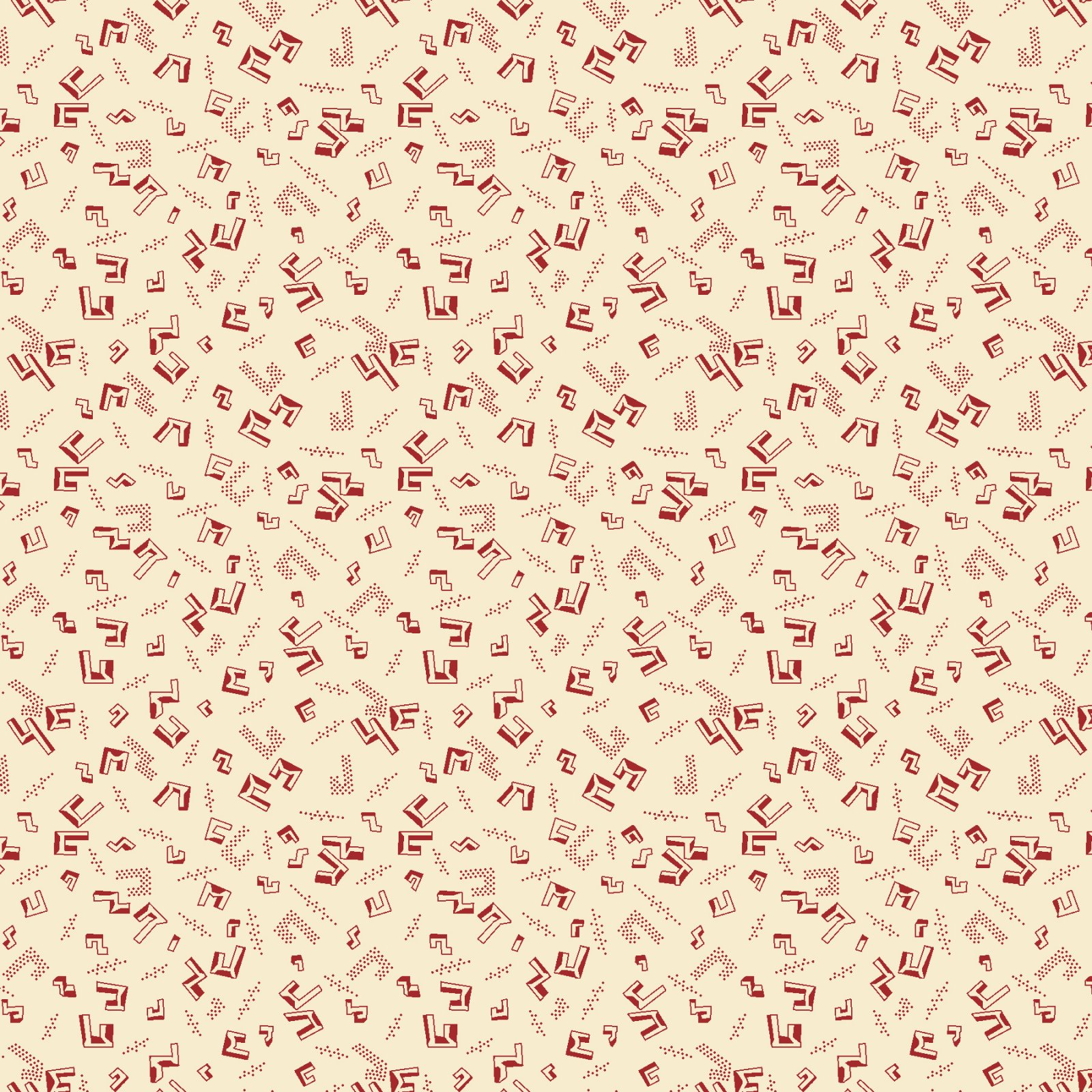 Buttermilk Winter - 2288-33 * 1/2 yard