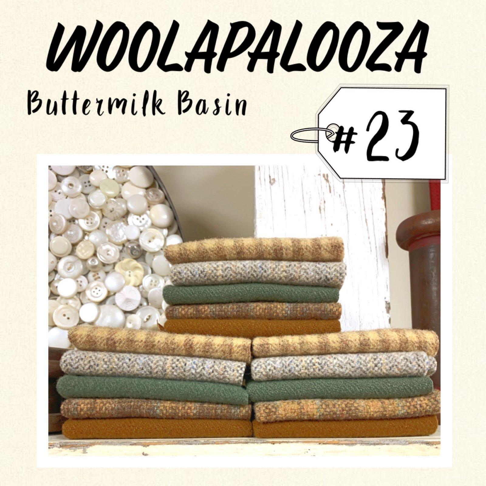 Woolapalooza #23 Wool Bundle
