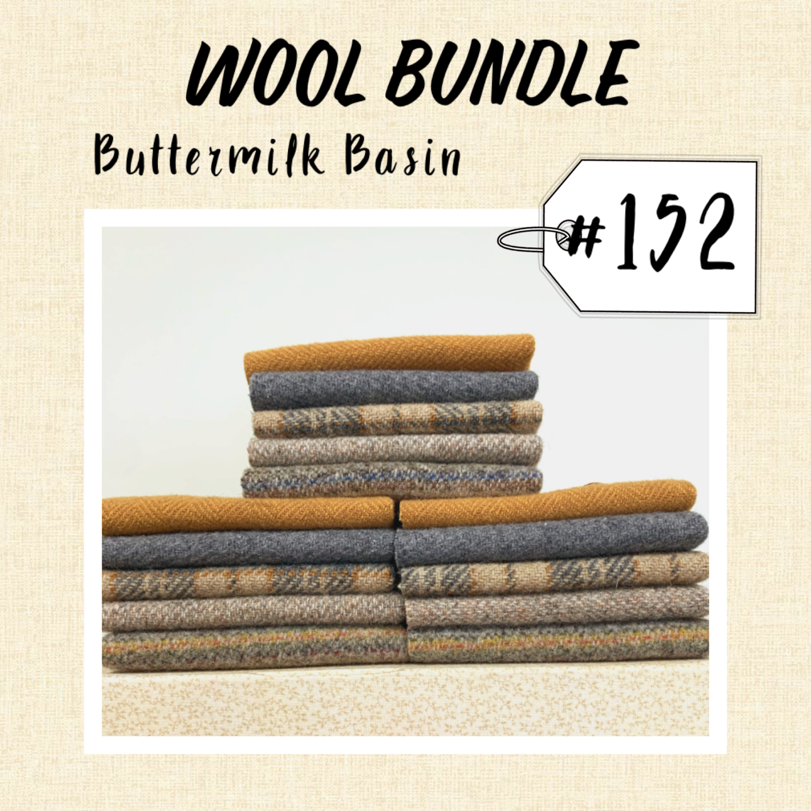 Wool Bundle #152
