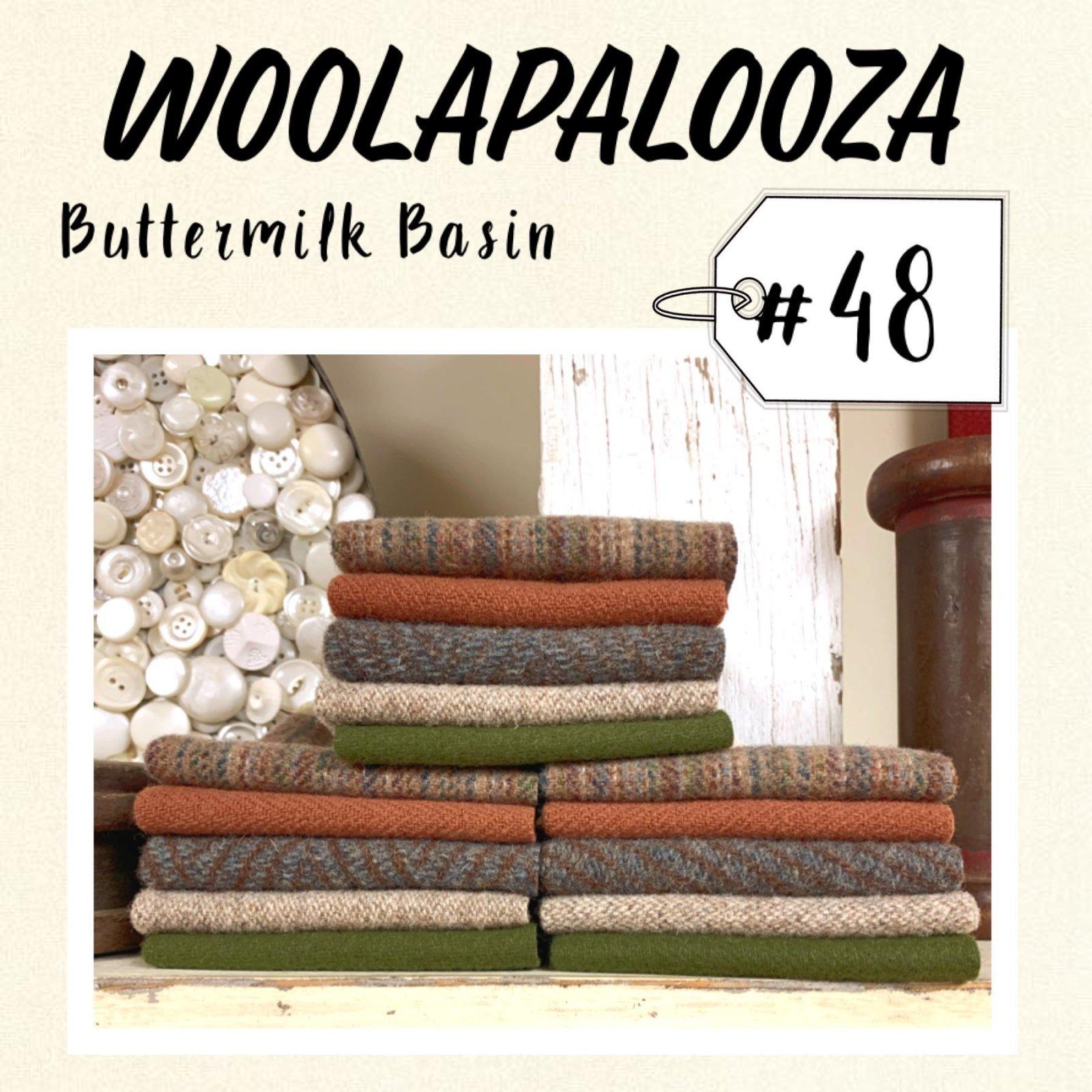 Woolapalooza #48 Wool Bundle