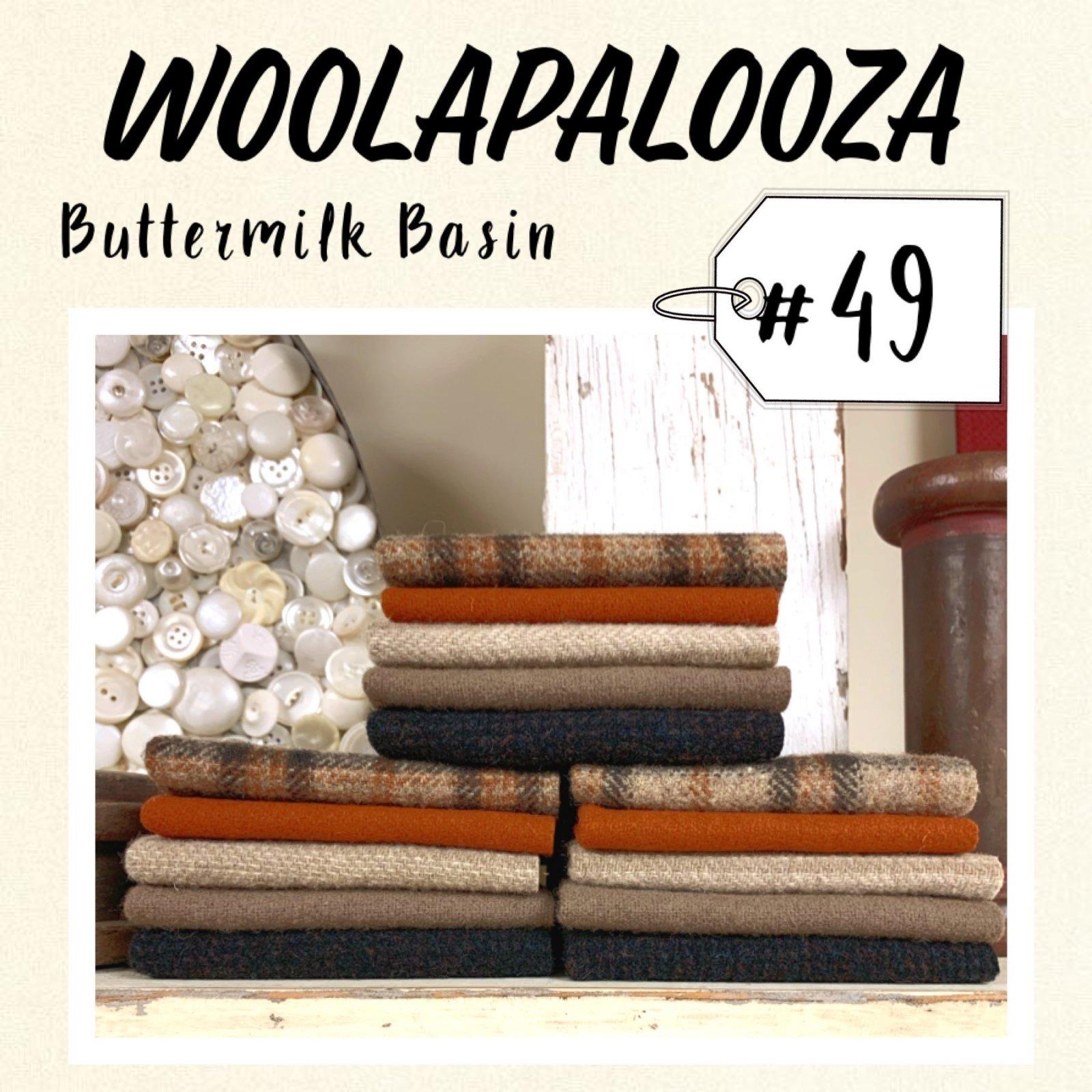 Woolapalooza #49 Wool Bundle