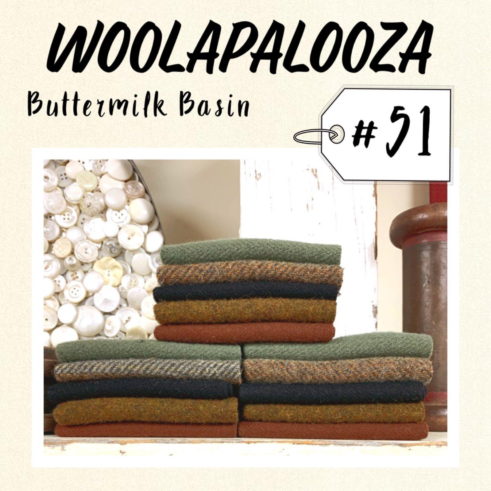 Woolapalooza #51 Wool Bundle