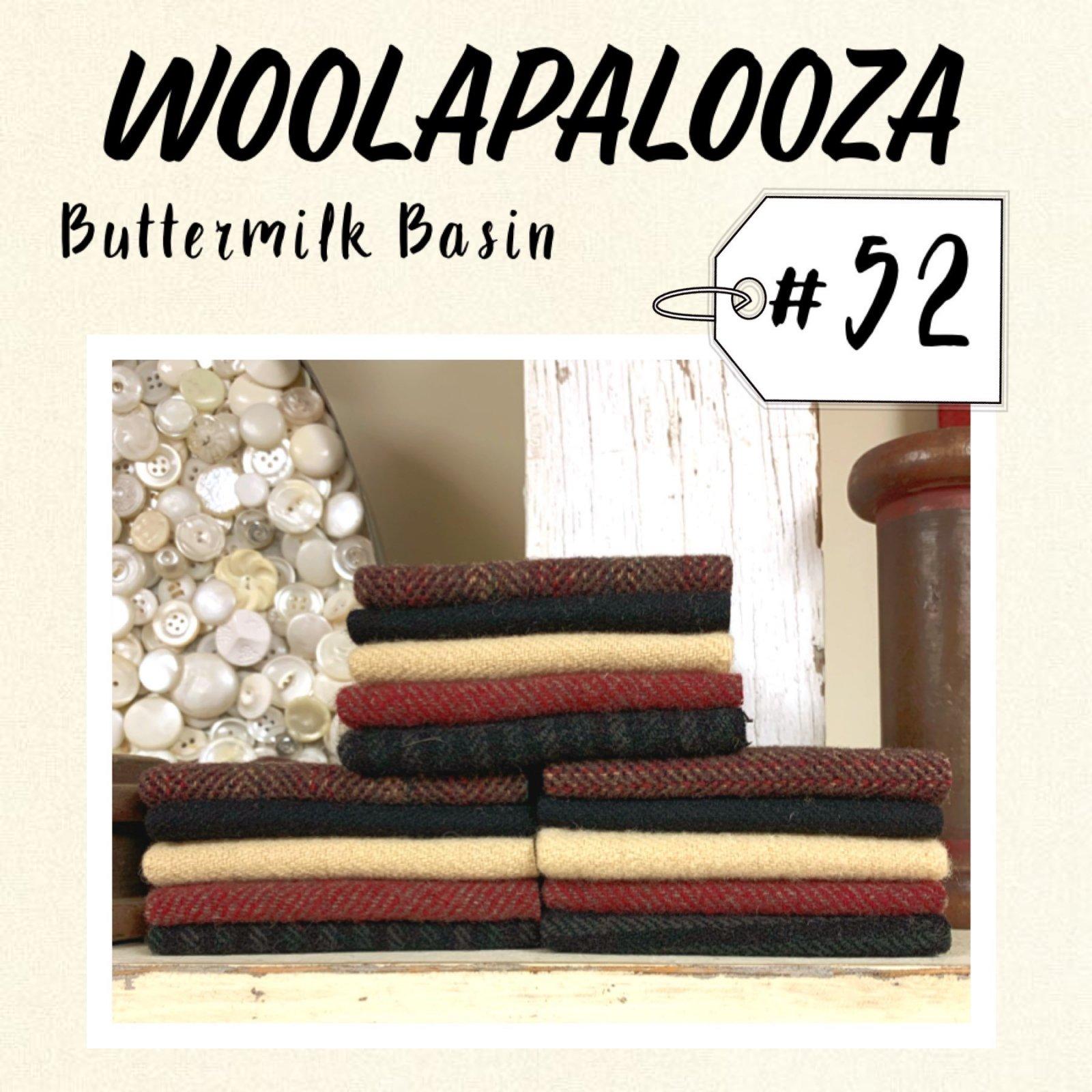 Woolapalooza #52 Wool Bundle