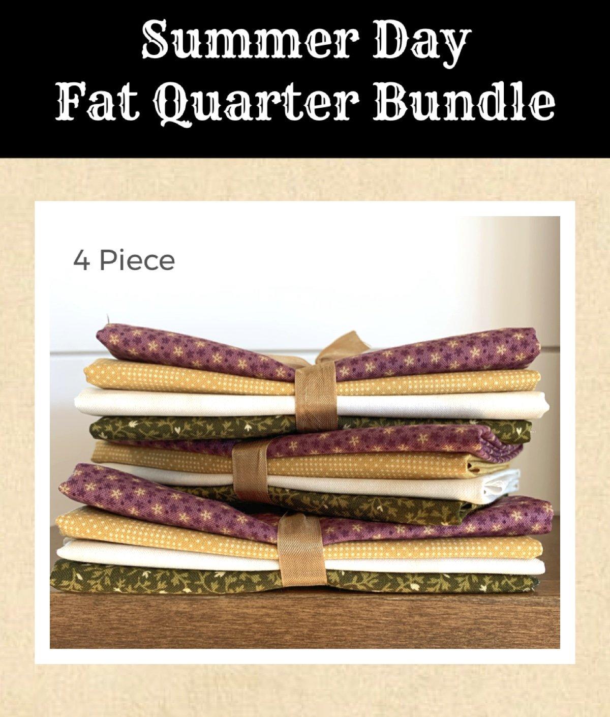 Summer Day Fat Quarter Bundle