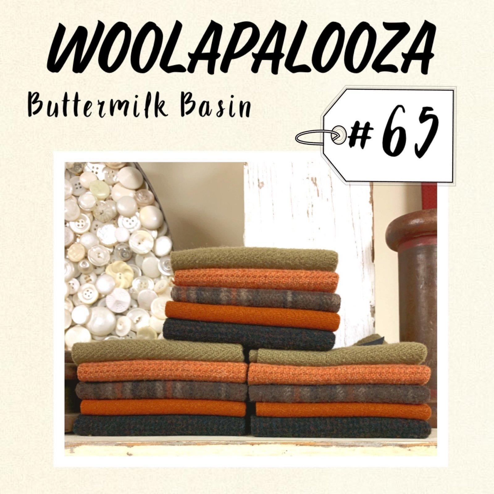 Woolapalooza #65 Wool Bundle