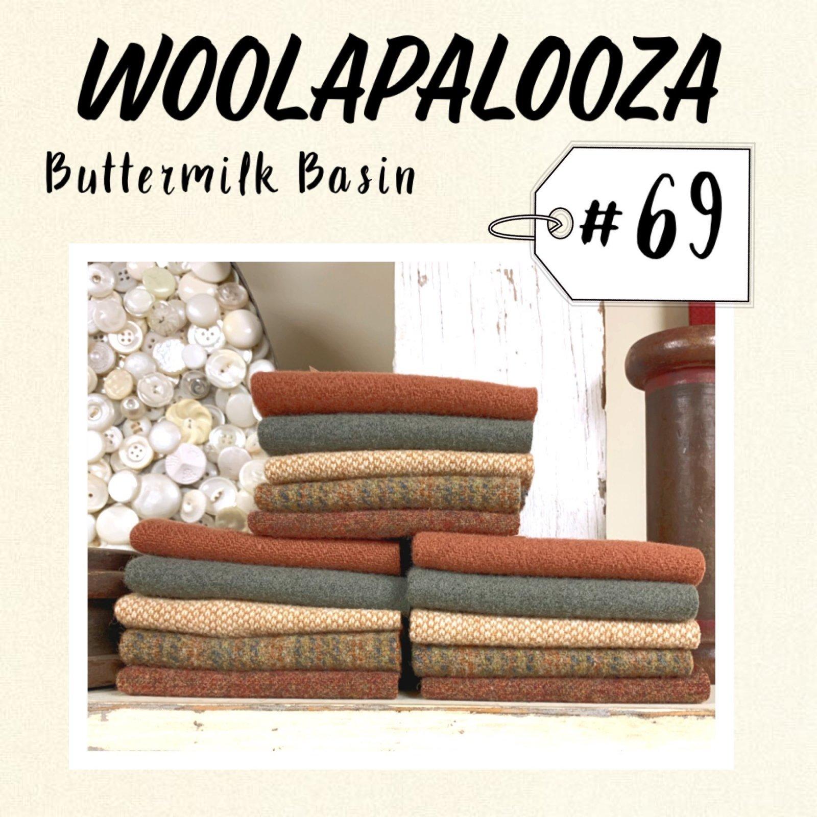 Woolapalooza #69 Wool Bundle