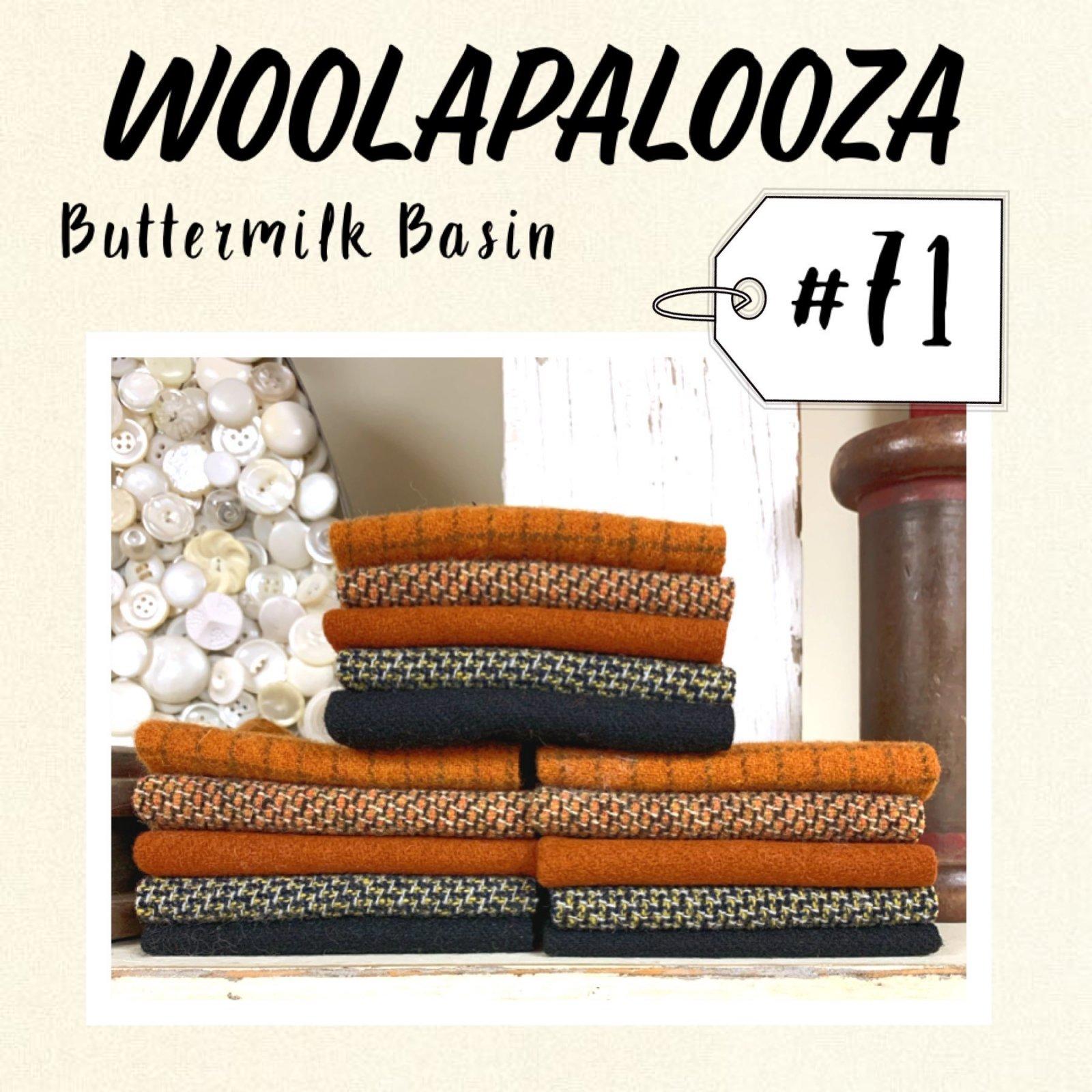 Woolapalooza #71 Wool Bundle