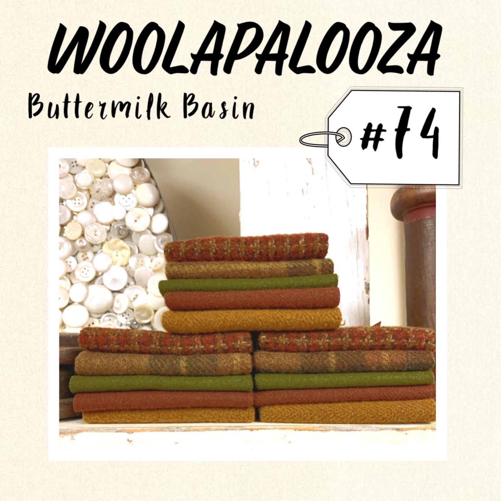 Woolapalooza #74 Wool Bundle