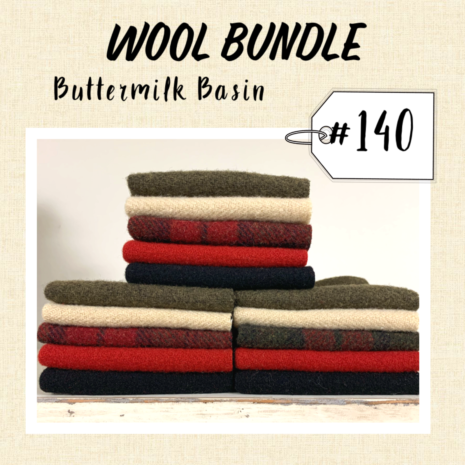 Wool Bundle #140