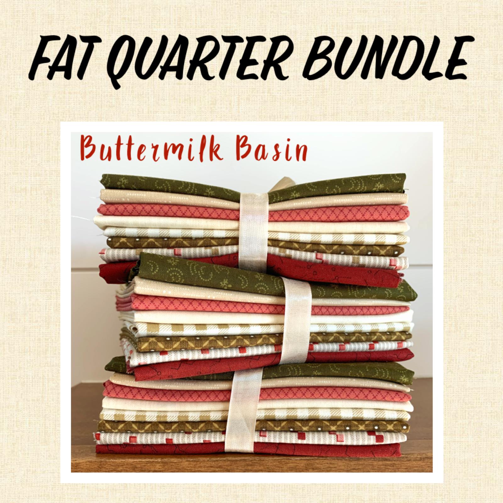 Holiday Candy Fat Quarter Bundle