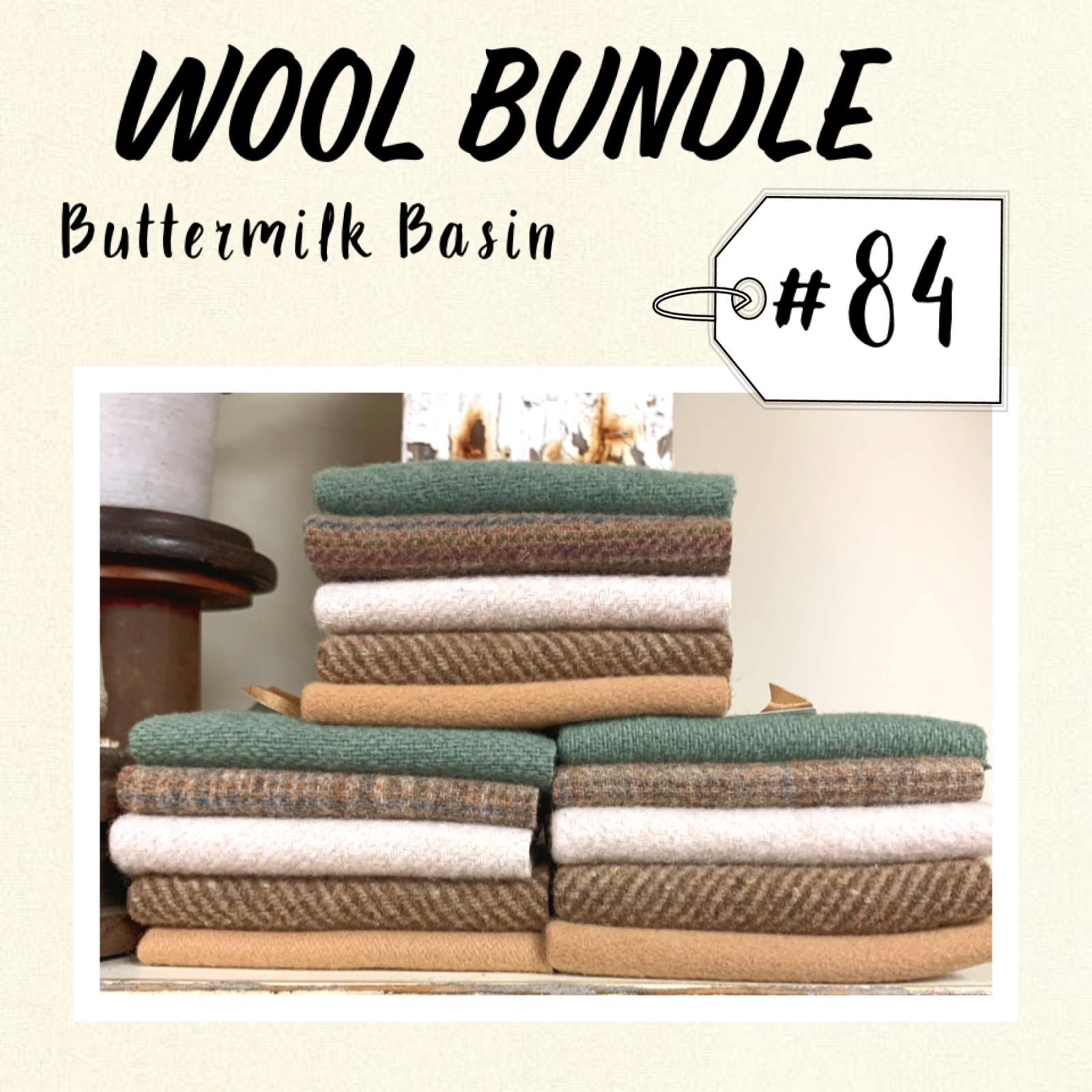 Wool Bundle #84