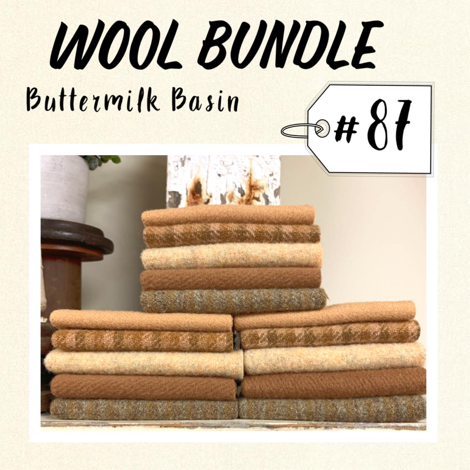 Wool Bundle #87