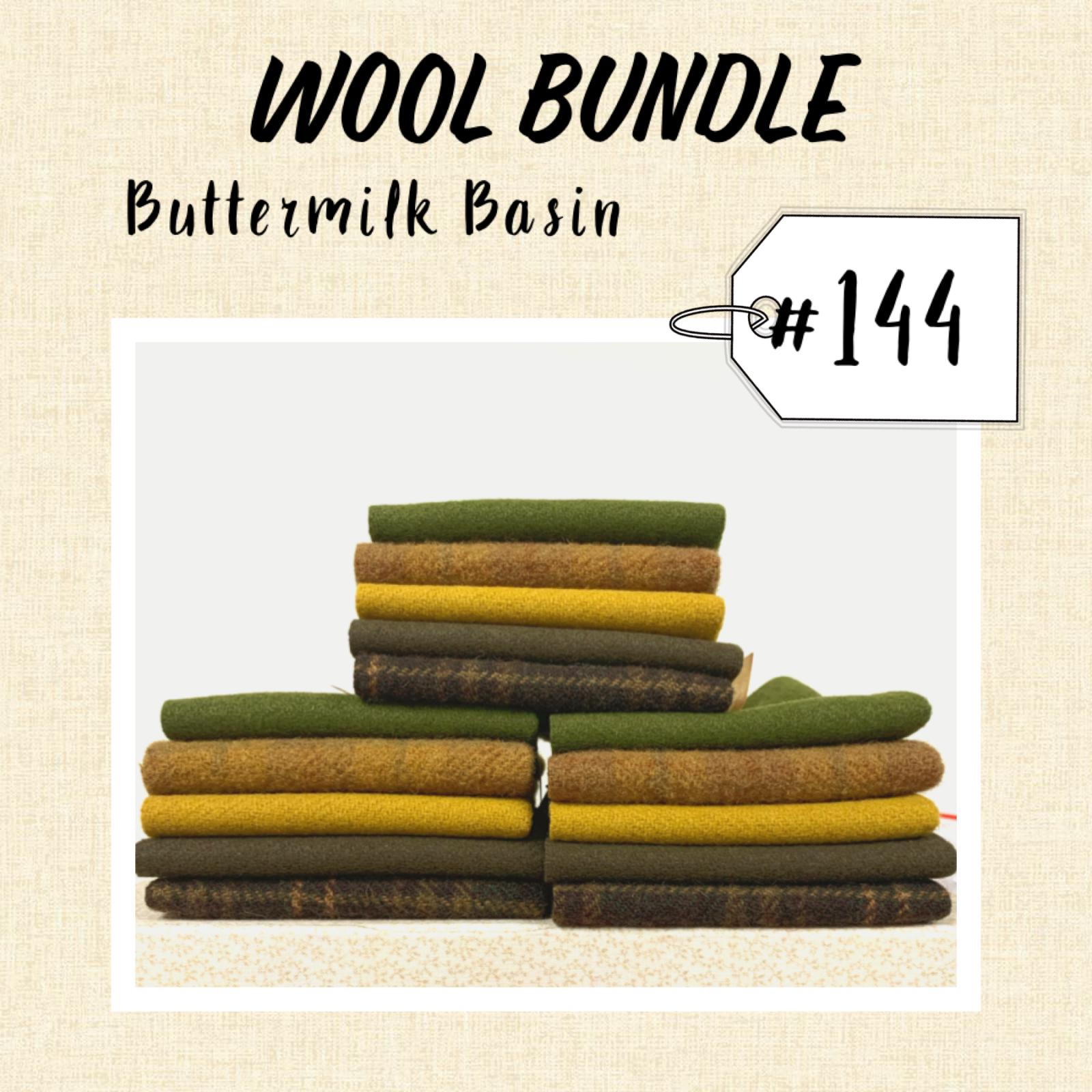 Wool Bundle #144