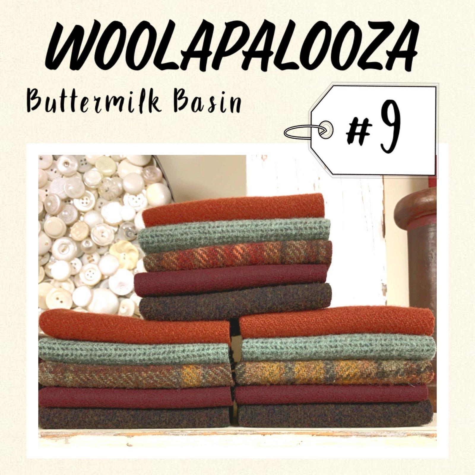 Woolapalooza #9 Wool Bundle
