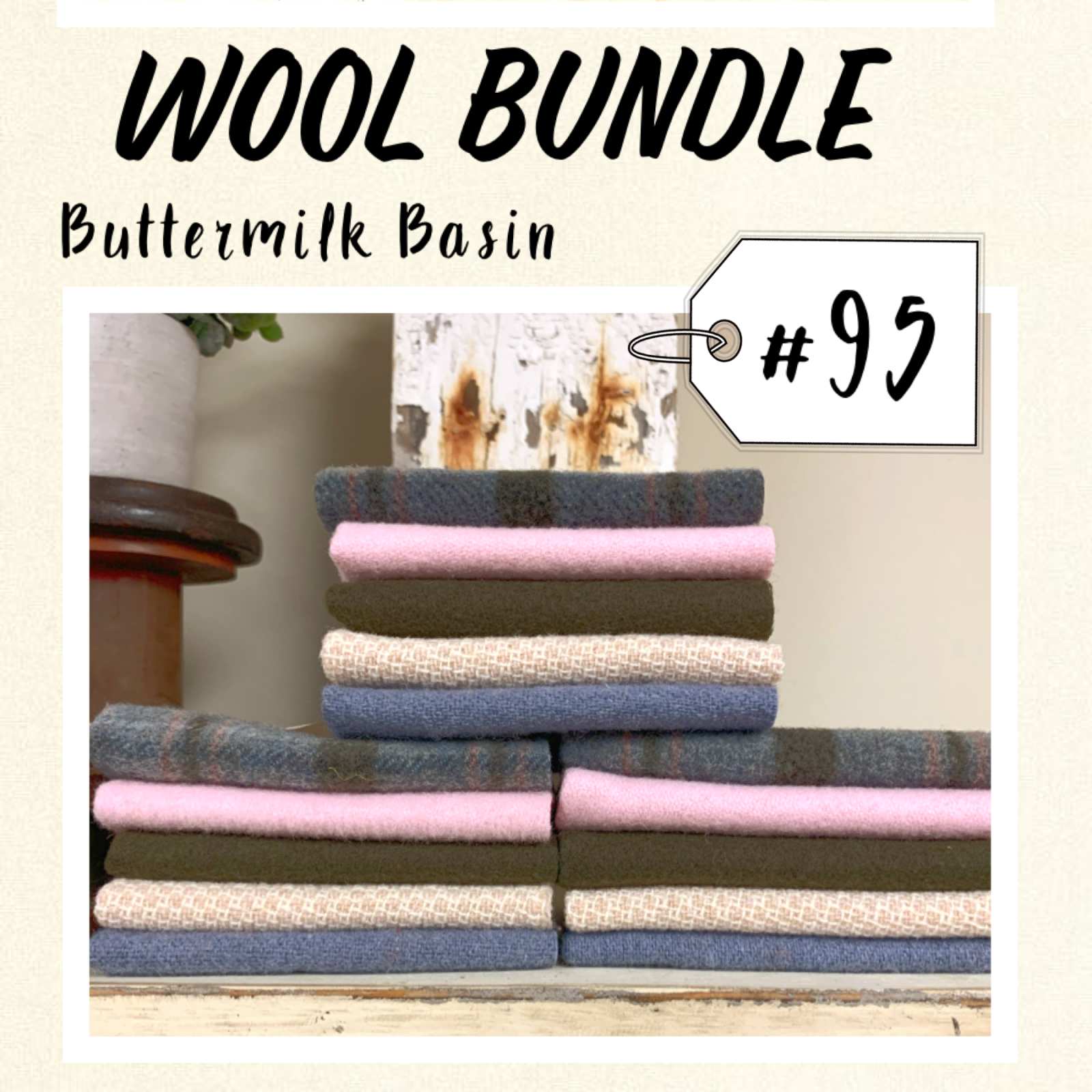 Wool Bundle #95