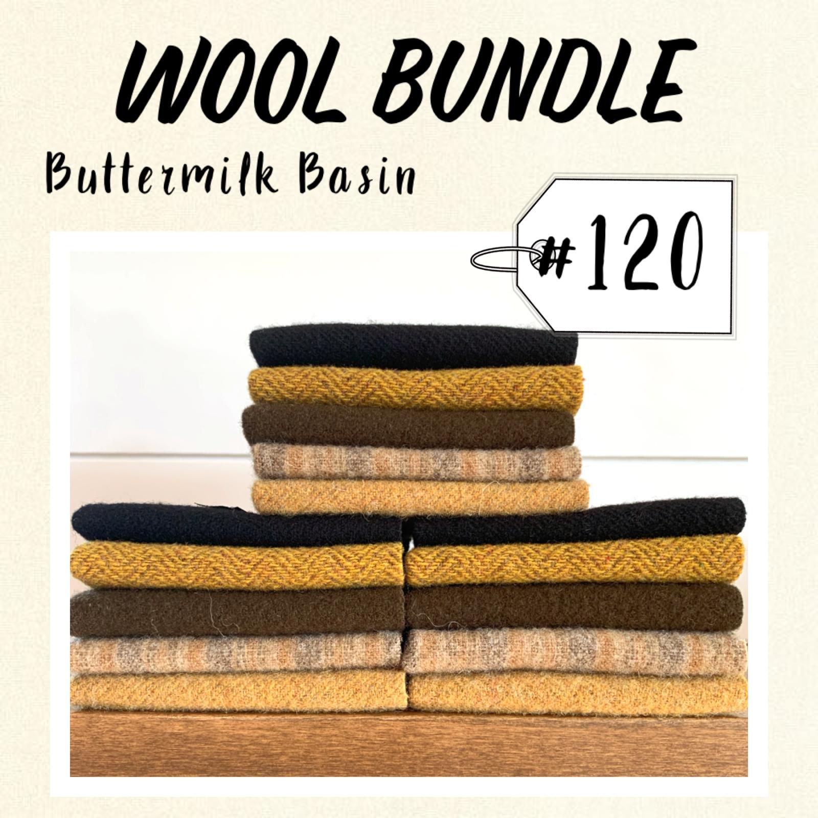 Wool Bundle #120