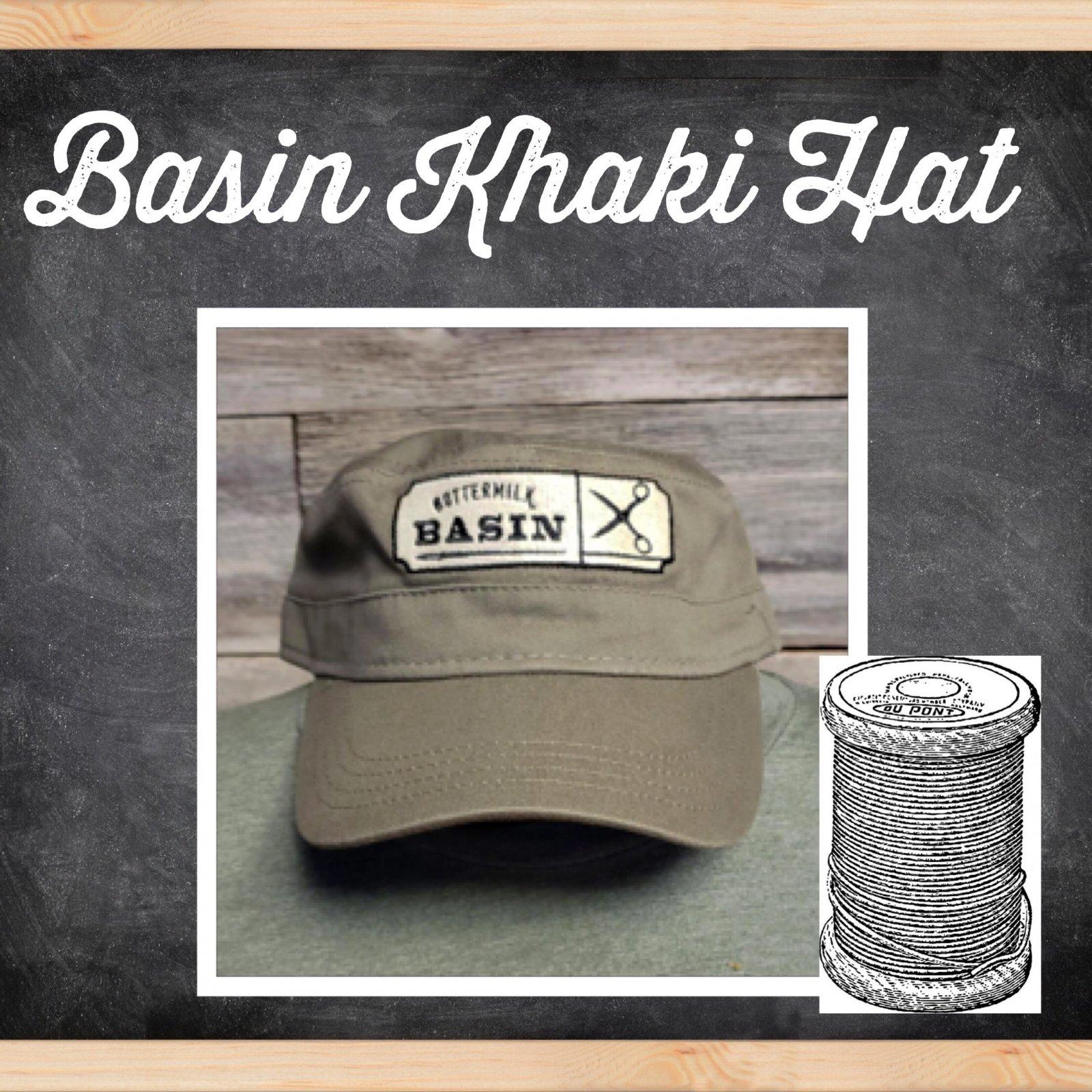 Basin Khaki Hat