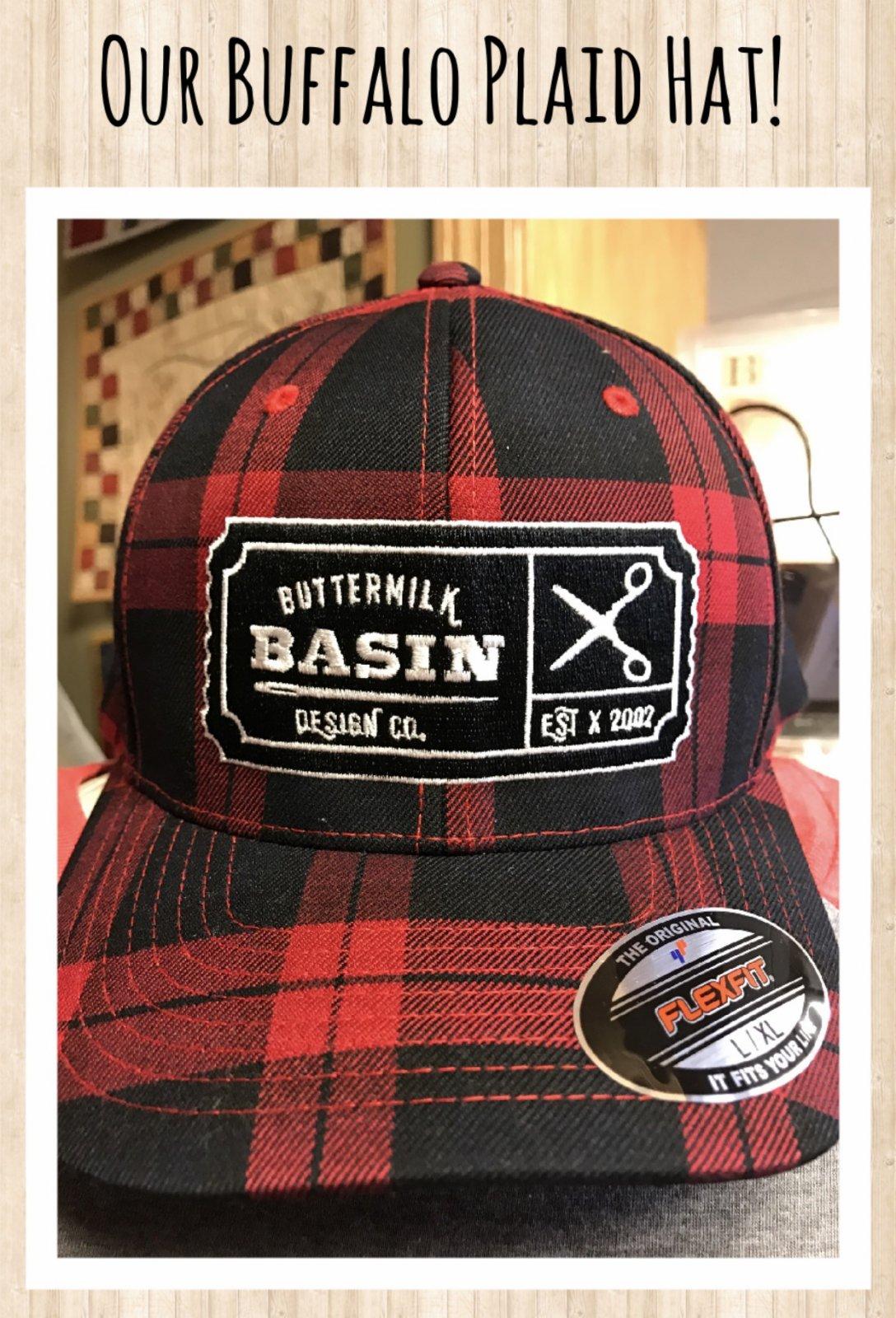 Basin Plaid Hats
